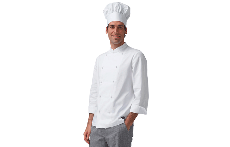 giacca chef unisex
